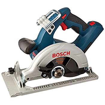Image of Bare-Tool Bosch 1671B 36-Volt Circular Saw (Tool Only, No Battery) Home Improvements