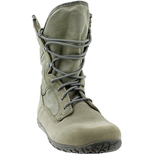 Tactical Research Belleville 103 Mini-Mil Athletic Sage Boot, 11 by Tactical Research