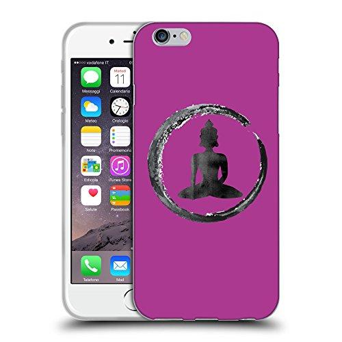 "GoGoMobile Coque de Protection TPU Silicone Case pour // Q07680621 Bouddha 3 byzantin // Apple iPhone 6 4.7"""