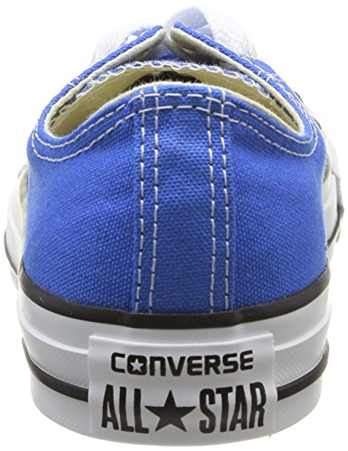 Unisex Star Converse Blu adulto Seasonal Blu Ox Canvas Sneaker dXapqXrx