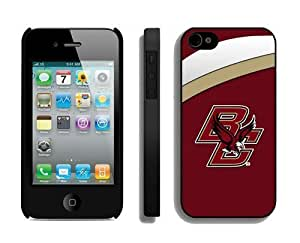 Cool Iphone 4s Cover Ncaa Boston College Eagles 03 Personalized Iphone 4 Mobile Phone Protective Case