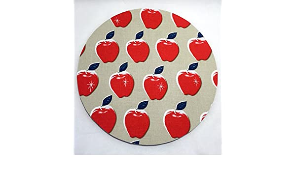 Amazon.com: Apples Mouse Pad / Fabric Covered / Office ...