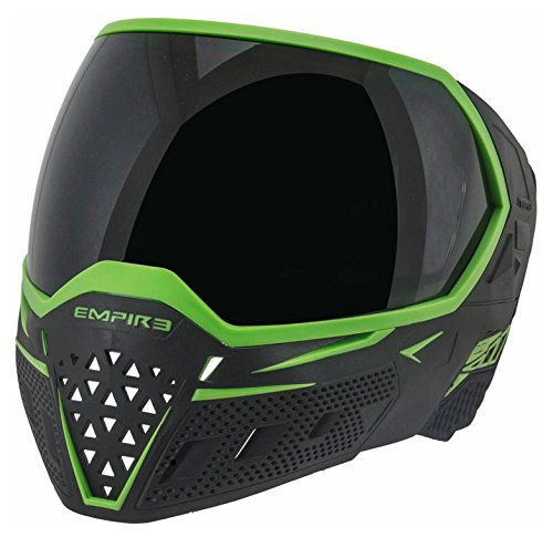 Empire EVS Thermal Paintball Goggles - Black/Lime