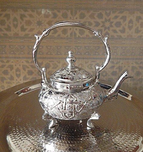 Moroccan Teapot Magic