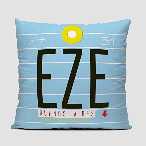 - EZE - Throw Pillow - Cover only (16
