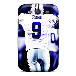 Mwaerke JLFphGm1515xxqiM Case Cover Galaxy S3 Protective Case Dallas Cowboys