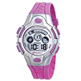 Sport Digital Waterproof Kids Wrist Watches for Girls Chronograph