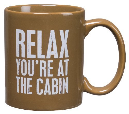 Coffee Mug- For Lake or Cabin-