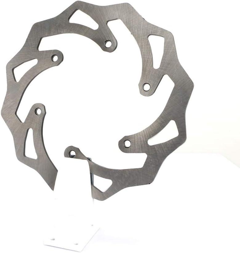 XBFVE 220mm Bremsscheiben hinten Rotoren Fit for Husaberg Husqvarna TE FE TC FC TS 125 150 250 300 250i 300i 350 450 501 for Beta RR