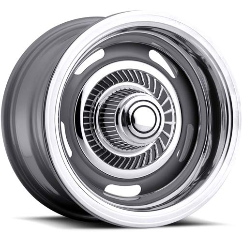 Vision Rally 55 Silver Wheel (15x8