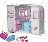Our Generation R. V. Seeing You Camper for 18-Inch Dolls with Our Generation Around The Campfire Accessory Set for 18 Dolls