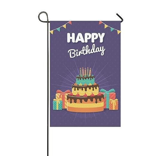 Tarjeta de invitación de felicitación de cumpleaños Pastel ...