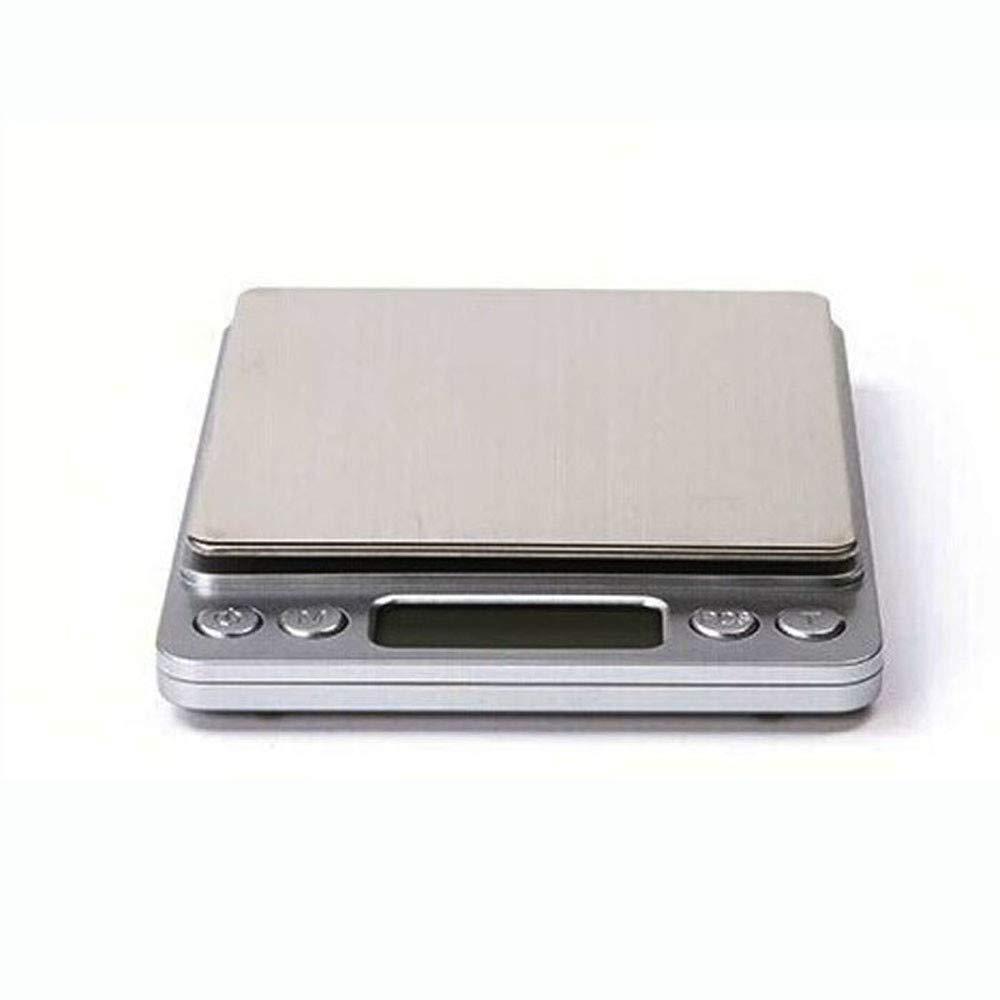 Seamount Digital Pocket Scale,0.1Gram Precision Jewelry Electronic Digital Pocket Scale,Grams Scale,Jewelry Scale, Food Scale, Kitchen Scal,TOP-3000