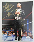 #1: Ted DiBiase The Million Dollar Man WWE Signed/Autographed 8x10 Photo - JSA Certified - Autographed Wrestling Photos