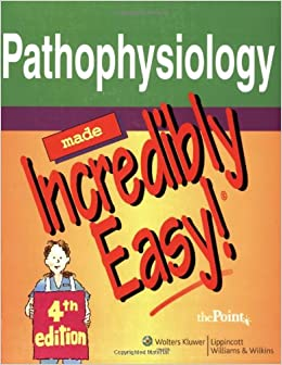 La Libreria Descargar Torrent Pathophysiology Made Incredibly Easy! Ebook Gratis Epub