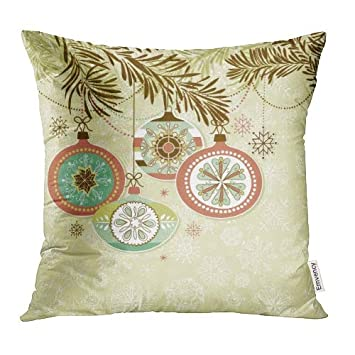 Amazon.com: Emvency - Fundas de almohada decorativas, diseño ...