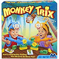 Maya Games Monkey Trix Family Board Game