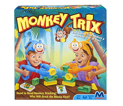 Maya Games - Monkey Trix - Family Board Game Only $3.98 (Was $20)