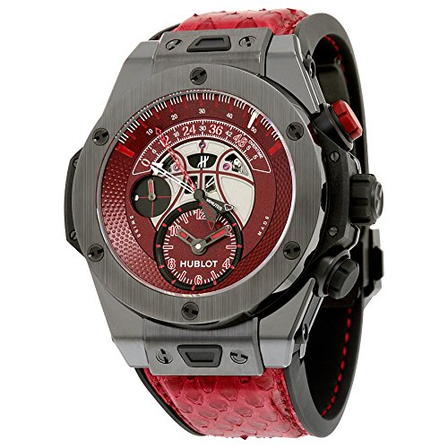 Hublot Big Bang Unico Chronograph Vino Automatic Limited Kobe Bryant Edition Mens Watch 413.CX.4723.PR.KOB15 ()