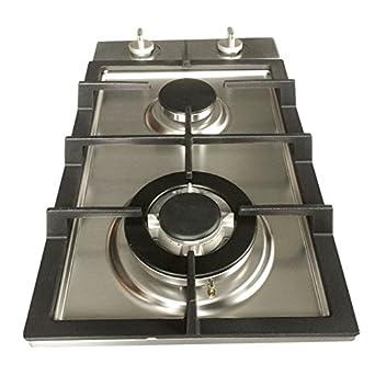 Amazon.com: Ramblewood GC2-37N - Placa de cocina de gas ...