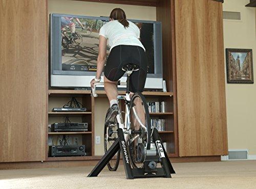 Schwinn Mag Resistance Bicycle Trainer, Black by Schwinn (Image #4)