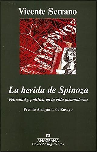 Resultat d'imatges de la herida de spinoza