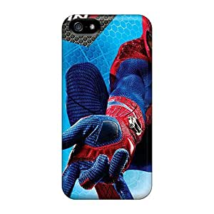 ZhD34528Ytzy Anti-scratch Cases Covers Luoxunmobile333 Protective Amazing Spider Man Movie Cases For Case HTC One M8 Cover