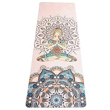 YOOMAT Natural Rubber Yoga Mat Eco-Friendly Non Slip 183cm ...