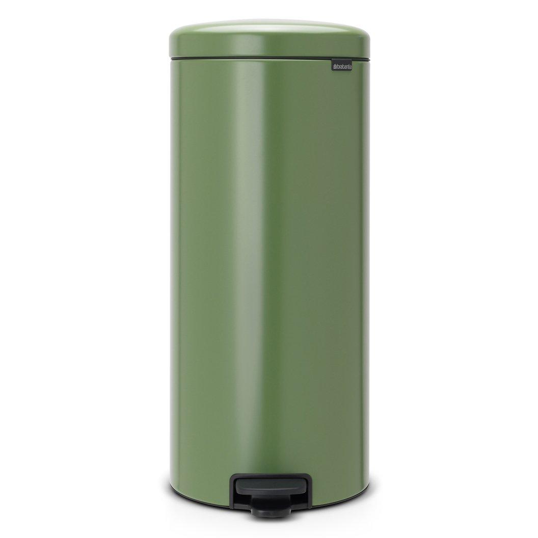 ブラバンシア ダストボックス ペダルビン ニューアイコン 5L モスグリーン 112447 B01LYNUE0K 5L 5L