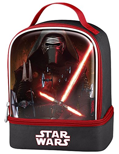 Review Thermos Dual Compartment Lunch Kit, Star Wars Episode VII Kylo Ren
