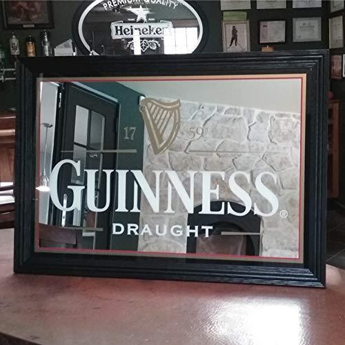 Mirror Pub (Guinness Draught Bar Mirror)