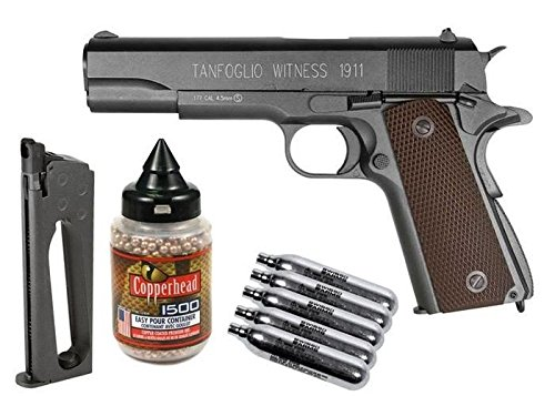 Tanfoglio Witness 1911 CO2 BB Pistol Kit air pistol