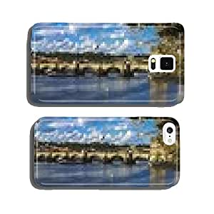 Charles Bridge in Prague with Radschin cell phone cover case Samsung S6