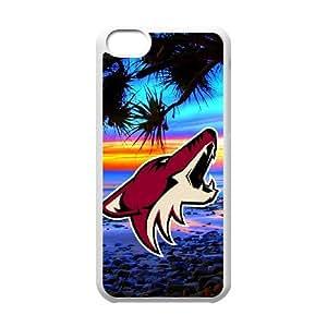iPhone 5C Phone Case Arizona Coyotes C383063