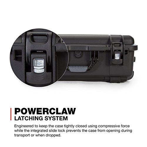 Nanuk 935 Waterproof Carry-On Hard Case with Wheels and Foam Insert - Black by Nanuk (Image #6)
