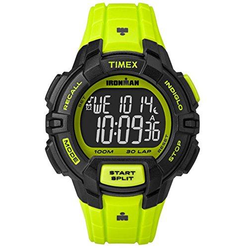 Timex Ironman Rugged 30 Full-Size Watch - Neon Green [TW5M025009J]
