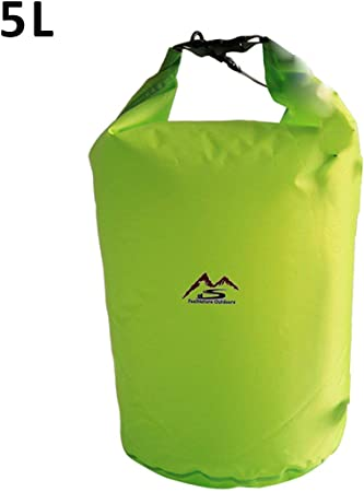 WATERPROOF 10 LITRE DRY BAG Large Big Sailing Kayaking Outdoor Sports Sack UK