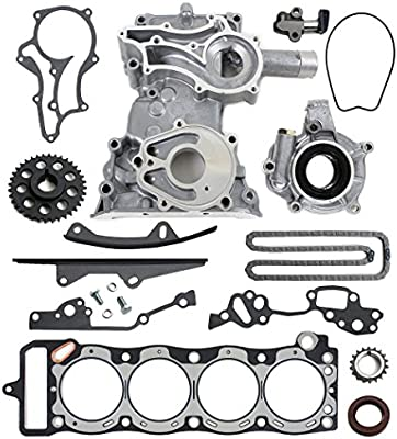 Amazon com: NEW TK10120TCOPHGG Timing Chain Kit (2 Heavy