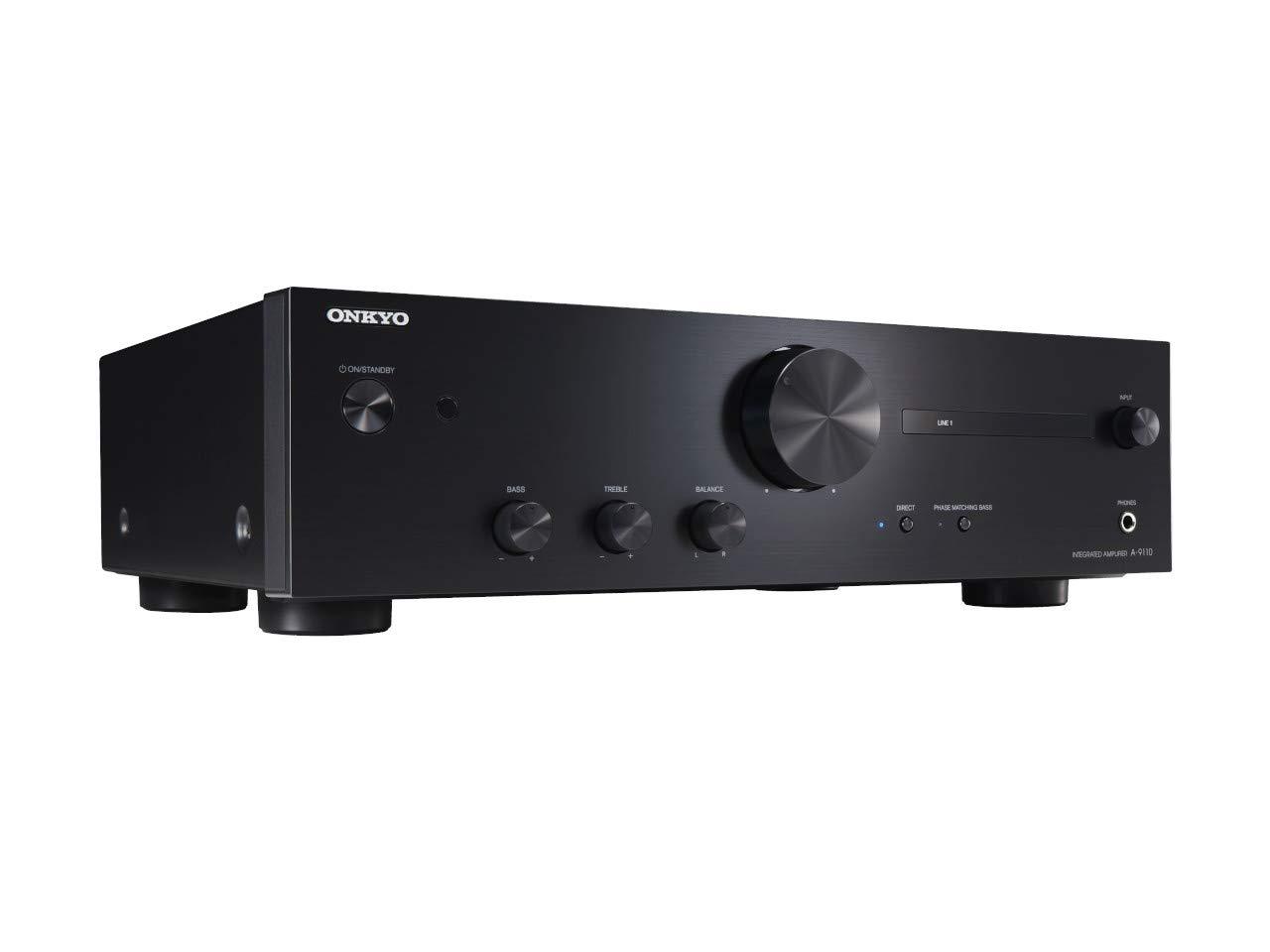 Onkyo a-9110 Amplificador estéreo Integrado (50 W + 50 W ...