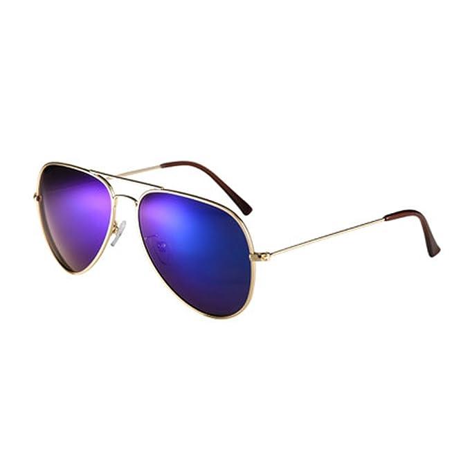 Gafas de sol polarizadas para hombres Gafas de sol Espejo de ...
