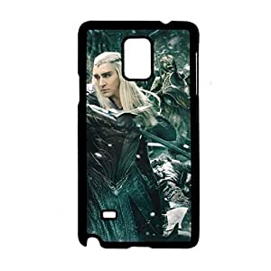 Custom Design With The Hobbit The Battle Of Five Armies For Samsung Note4 Silica Plastic Back Phone Case For Girl Choose Design 14