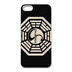Happy Dharma Design Personalized Fashion High Quality Phone Case For Iphone 5S