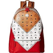 MCM Mens Stark M Move Visetos Backpack 40