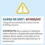 Intex-28271-Rettangolare-Cm-260X160X65-Piscina-Gioco-Estivo-Estate-Giocattolo-758-2300-Litri-260-x-160-x-65-cm-Blu