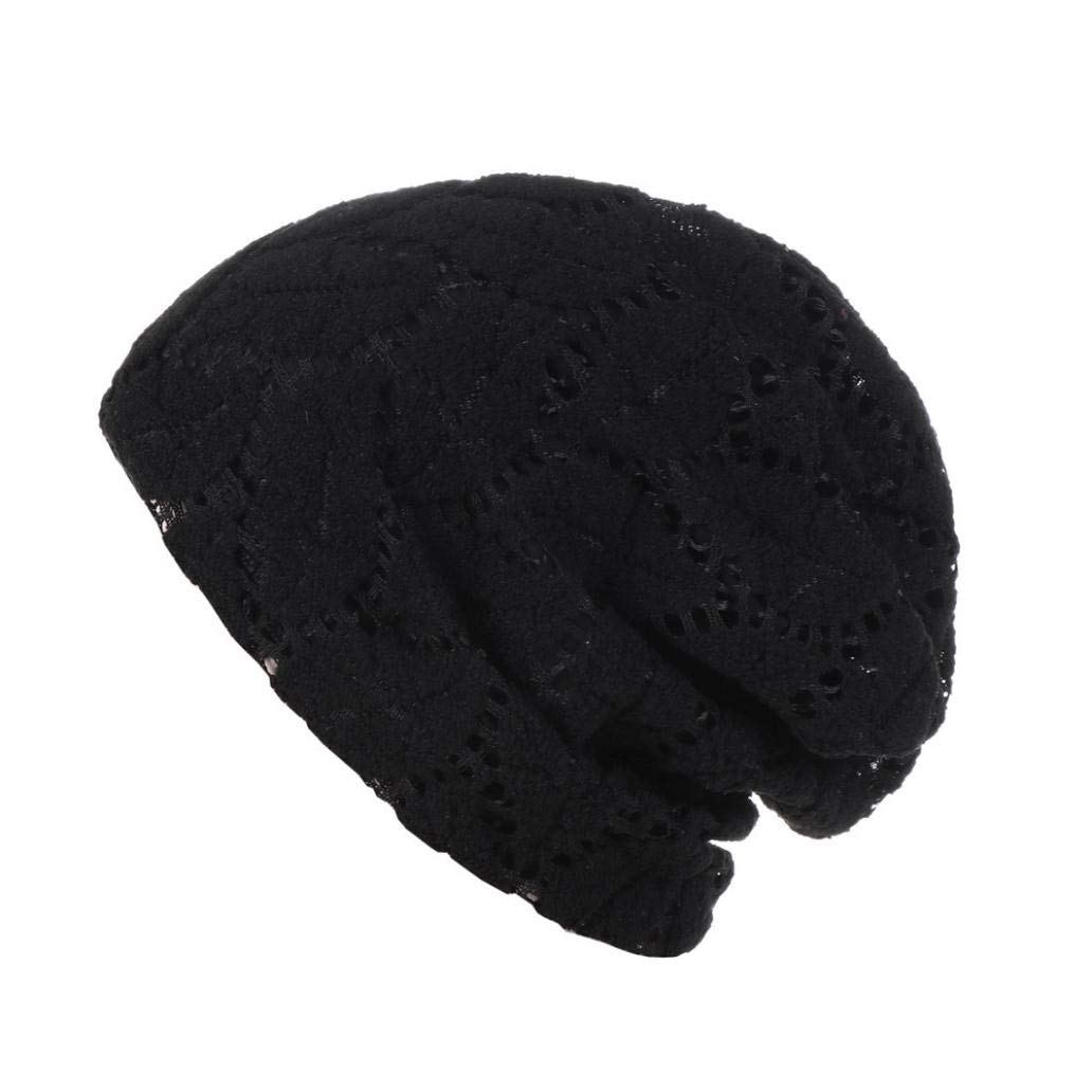 Suma-ma 4 Color Slouchy Knit Beanie - Chunky, Oversized Slouch Beanie Hats for Men & Women - Stay Warm & Stylish - Serious Beanies