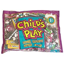 Tootsie Roll Child's Play Variety Pack Tootsie Rolls, Mini Dot, Tootsie Pop, Fruit Chews 1.3kg