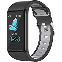 Smart Watch for Men and Women – Ergonomic Design – Large and Bright Display – Health Monitor Activity Tracker Watch…