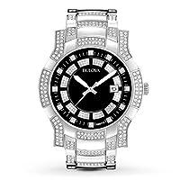 Bulova Men's 96B176 Crystal Watch by Bul...