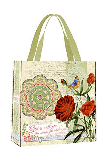 Divinity Boutique Tote-Bible Study -God is with You from Divinity Boutique