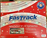 Lionel Lighted FasTrack Electric O